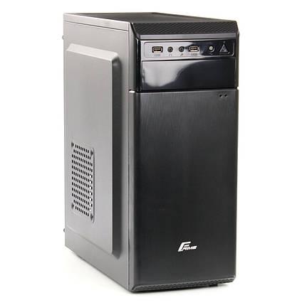 Корпус компьютерный Frime  FC-214B BLACK 2*USB ATX FPO-500-12C, фото 2