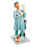 Коллекционная статуэтка Хирург Forchino, ручная работа FO-85548
