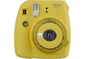 Фотокамера мгновенной печати Fujifilm Instax Mini 9 Желтый