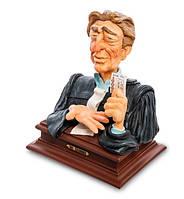 Коллекционная статуэтка Бюст Адвоката Forchino, ручная работа FO85706