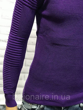 Молодіжний приталений светр, фото 2