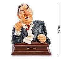 Коллекционная статуэтка Бюст Прокурора Forchino, ручная работа FO85705