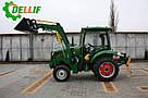 Погрузчик Dellif Baby 500 с джойстиком на Dong Feng 244, Kata Ke 454, фото 2