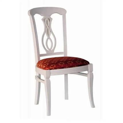 Стул столовый Армантьер белый, фото 2
