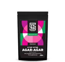 Агар-Агар YERO COLORS 50г. Галетте -06890
