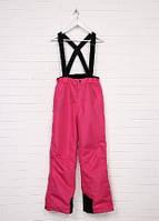 Лыжные штаны CRANE розовые р.122/128