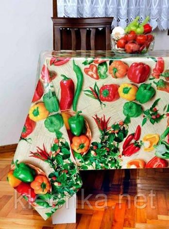 Турецкая клеёнка на стол Свежие овощи Новинка!, фото 2