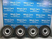 Диски R15 с шинами 195/65 Citroen Berlingo 2008-2012 Б/У
