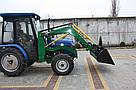 Мини-погрузчик Dellif Baby 500 на трактор DW-404 с джойстиком НОВИНКА, фото 4