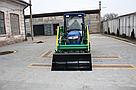 Мини-погрузчик Dellif Baby 500 на трактор DW-404 с джойстиком НОВИНКА, фото 7