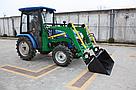 Мини-погрузчик Dellif Baby 500 на трактор DW-404 с джойстиком НОВИНКА, фото 8