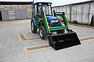 Мини-погрузчик Dellif Baby 500 на трактор DW-404 с джойстиком НОВИНКА, фото 10