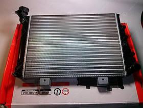 Радиатор вод. охлажд. ВАЗ 2107 (карб.) , 2107-1301010