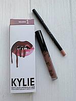 Набор помада и карандаш Kylie Maliboo