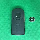 Корпус выкидного автоключа Mazda (Мазда) 2 кнопки, фото 2
