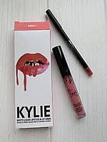 Набор помада и карандаш Kylie KOKO K