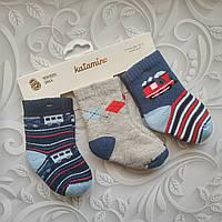 Носки махровые Katamino для новорожденных