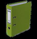 Папка-регистратор односторонняя LUX, JOBMAX, А4, ширина торца 70 мм, фото 4