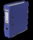 Папка-регистратор односторонняя LUX, JOBMAX, А4, ширина торца 70 мм, фото 5