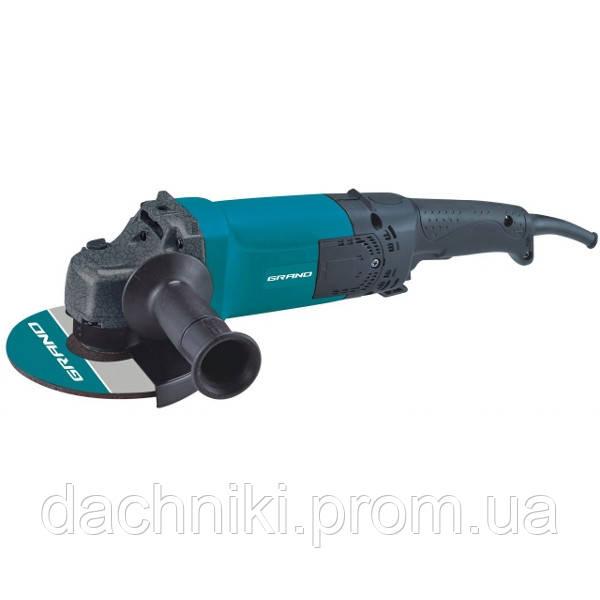 Болгарка (угловая шлифовальная машина) Grand МШУ-230-2750