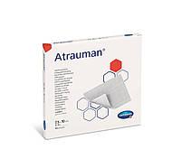 Atrauman / Атрауман мазевая повязка, атравматическая, стерильная, 5 х 5 см, фото 1
