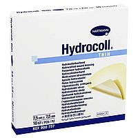Hydrocoll Thin / Гидрокол гидроколоидная повязка, поглощающая, стерильная, 10 x 10 см, фото 1