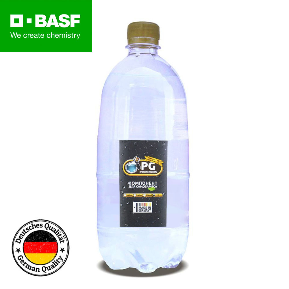 Пропиленгликоль PG BASF 5 л