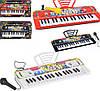 Детский орган-синтезатор 3 цвета.