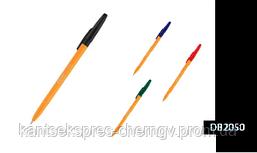 Ручка кулькова Delta DB2050, 0.7 мм Чорний