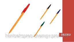 Ручка кулькова Delta DB2050, 0.7 мм Червоний