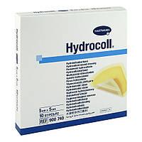 Hydrocoll / Гидрокол гидроколоидная поглощающая повязка стерильная, 5 x 5 см, фото 1