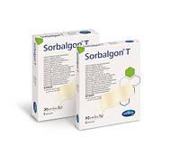 Sorbalgon T / Сорбалгон Т кальций-альгинатная поглощающая стерильная тампонадная лента,  30 см (2г), фото 1