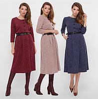 Повседневное женское платье, фото 1