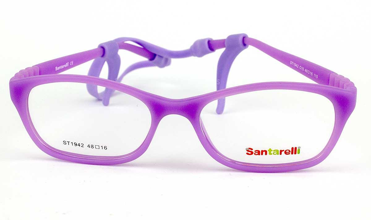 Оправы пластиковые Santarelli ST1942-C15