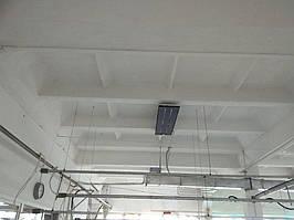 Електричне опалення швейного підприєсмтва ТОВ Сежетекс-юа 1