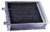 Калориферы оцинкованные водяные КВБ-11