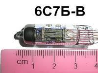 Радиолампа 6С7Б-В