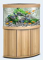 Аквариум Juwel (Джувел) TRIGON 190 LED, светлый дуб 190 литров