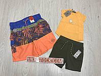 Микс детской одежды, Англия, лето