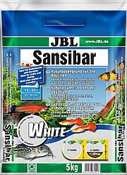 Пісок JBL Sansibar White 0.1-0.4 мм 5 кг Білий