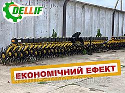 Ротационная борона Dellif  Белла 6 м ИННОВАЦИЯ