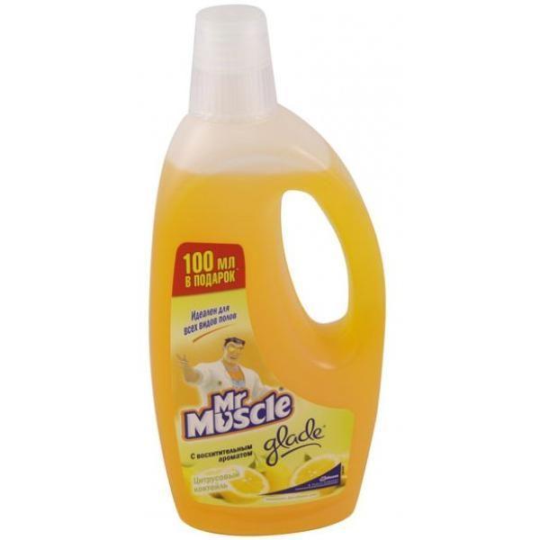Mr Muscle Универсал Цитрусовый Коктейль 750 мл