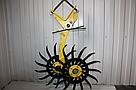 Борона мотыга ротационная Белла 6 м гидрофицированная ИННОВАЦИЯ, фото 2