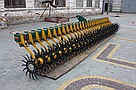 Борона ротационная мотыга Dellif Белла 3 м 15 рабочих органов Инновация, фото 9