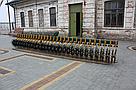 Борона ротационная мотыга Dellif Белла 3 м 15 рабочих органов Инновация, фото 8