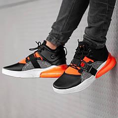 Мужские кроссовки Nіke Aіr Force 270 черные