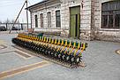 Борона-мотыга  ротационная Dellif Белла 3 м 13 рабочих органов Инновация, фото 7