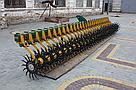 Борона-мотыга  ротационная Dellif Белла 3 м 13 рабочих органов Инновация, фото 8