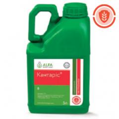 Протравитель Кантарис ; тиаметоксам, 250 г/л + прохлораз, 150 г/л + флутриафол, 50 г/л; для пшеници и ячменя