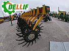 Ротационная борона Dellif Белла 3 м 13 рабочих органов ИННОВАЦИЯ, фото 2